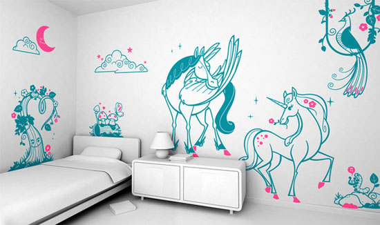 Beautiful Wall Art Ideas and DIY Wall Paintings for your inspiration ...