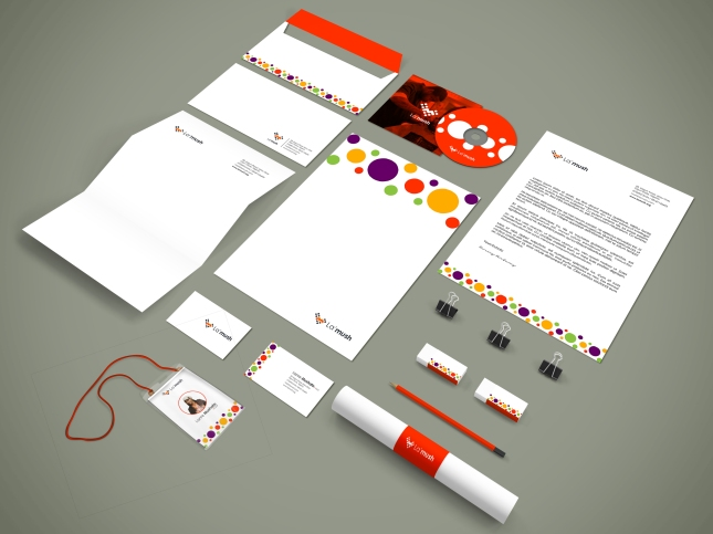 LaMush Branding-Stationery Mockup Vol.3